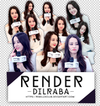 14.11.17 : SHARE RENDER DILRABA by Rebellixclub