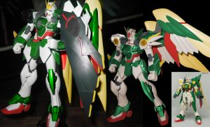 wing gundam fenice Ver.Ka concept by megamike75