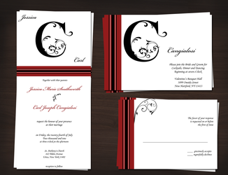 Invitations by darksideoftheblues