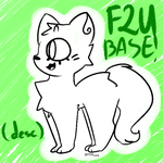 f2u canine/feline base by pff-f