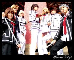 Cosplay : Vampire Knight by jinnjinx