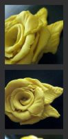 Yellow Rose by VictoriaR444