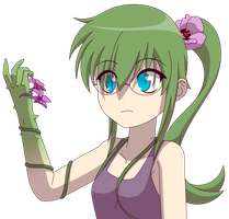 Plant Quirk, Novella by Zacatron94
