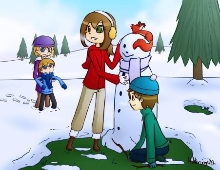 TrickSong: Christmas Holidays by AngelBless