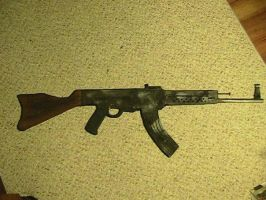 Stg-44 prop by PanzerForge