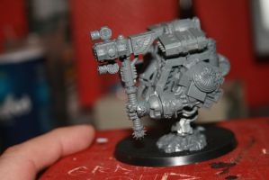 Dreadnought Squat - Hammer Side by ElKustomizator