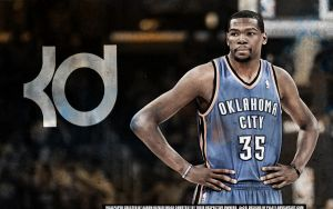 Kevin Durant by pllay1