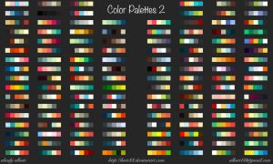 Color Palettes2 by knti88