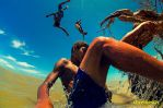 Swimming In The Air take vi by oO-Rein-Oo