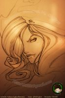 Miss fortune sketch by FEDsART
