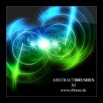 Abstract brushset XI by r0man-de