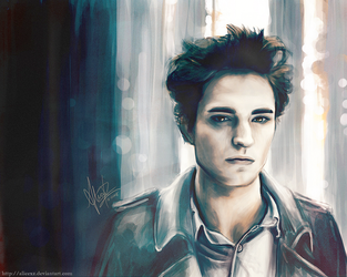 Edward Cullen by alicexz