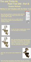 Tutorial: Shading Methods in SAI Part B by forte-girl7