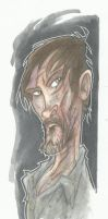 DARYL DIXON  by leagueof1