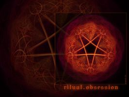 ritual.obsession the desktop by serpentis