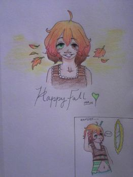Happy Fall from Brier by indidere