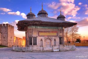 Sultan Ahmet Tomb by ashamandour