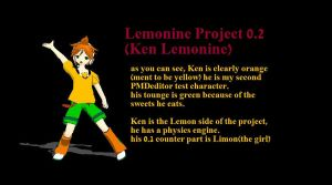 PMDeditor: Ken Lemonine by mitchika2