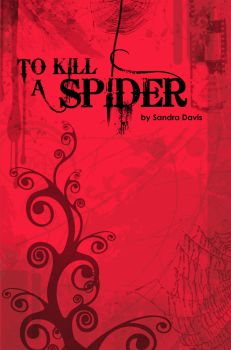 To kill a spider book cover by urbancreator