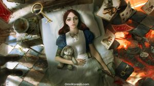 Alice Asylum: Wake Up Alice by OmriKoresh