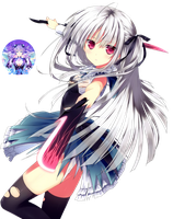 Absolute Duo 010 Render by AeNa34