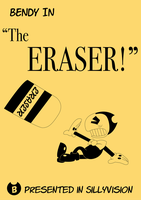 Bendy in the Eraser!(contest entry) by Rui0730