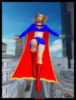 Supergirl by MrSynnerster