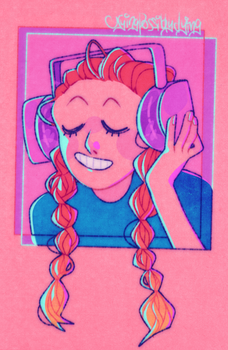 90s heartthrob by cryingpossiblydying
