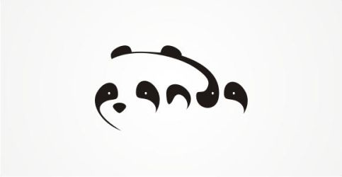 panda logo by Oz21