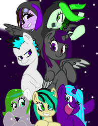 Family Group. by ZeonXeon