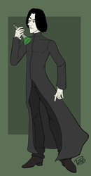 Snarky Snape by better-pathos