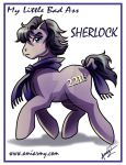 My Little Bad Ass Sherlock by Amelie-ami-chan