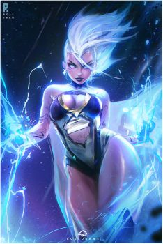 STORM : YouTube! by rossdraws