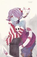 Squigly by 444blackstar