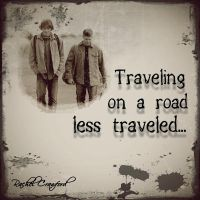 Road Less Traveled by Poetic-Beauty81