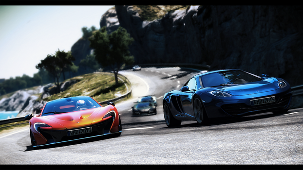 McLarens by thylegion