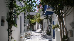 Alleys of Greece by L-4-2