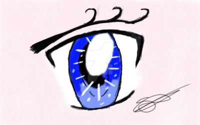 Eyes Lookin At U by shayne-kazuto