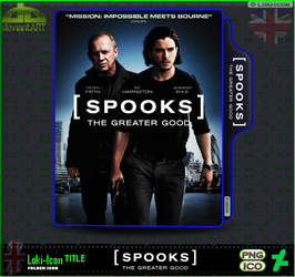 Spooks The Greater Good (2015)1 by Loki-Icon
