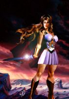 She-Ra Light Of Etheria by planetbryan