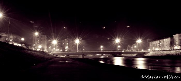 Lights Of the City by mmariang