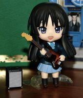 Mio Nendoroid K-On by Android18a