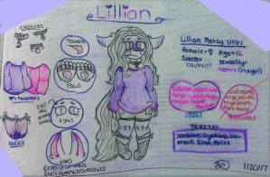 Lillian~ by Ballistic-B