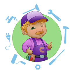 Plumber 2 png by CristianoReina