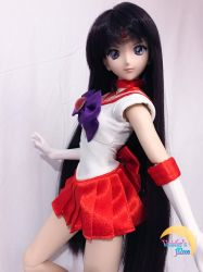 Sailor Mars - 1 by djvanisher