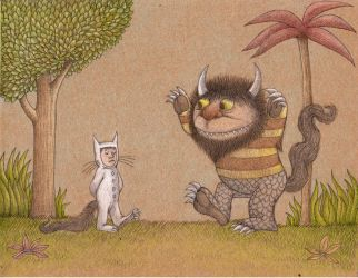 Where The Wild Things Are by me-tal