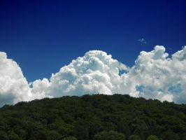 Spring clouds by rsmart
