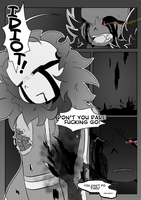 [GZtale-The VOID in our SOULS] TRAGEDY Page 3 by SoumaAkio