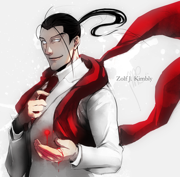 FMA - The crimson alchemist by Mkb-Diapason