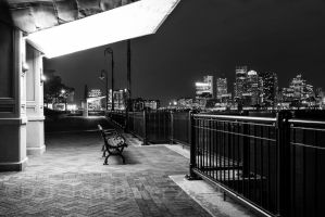 Bench with a View- DET5078 by detphoto